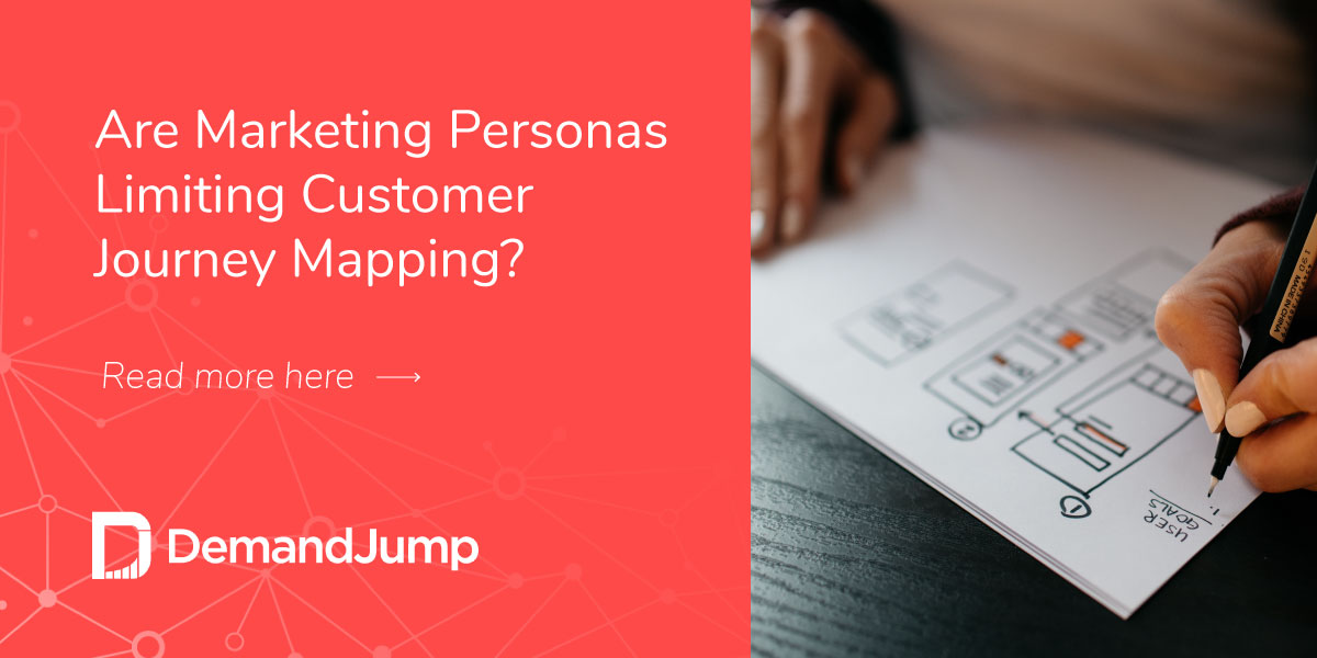Are Marketing Personas Limiting Customer Journey Mapping?