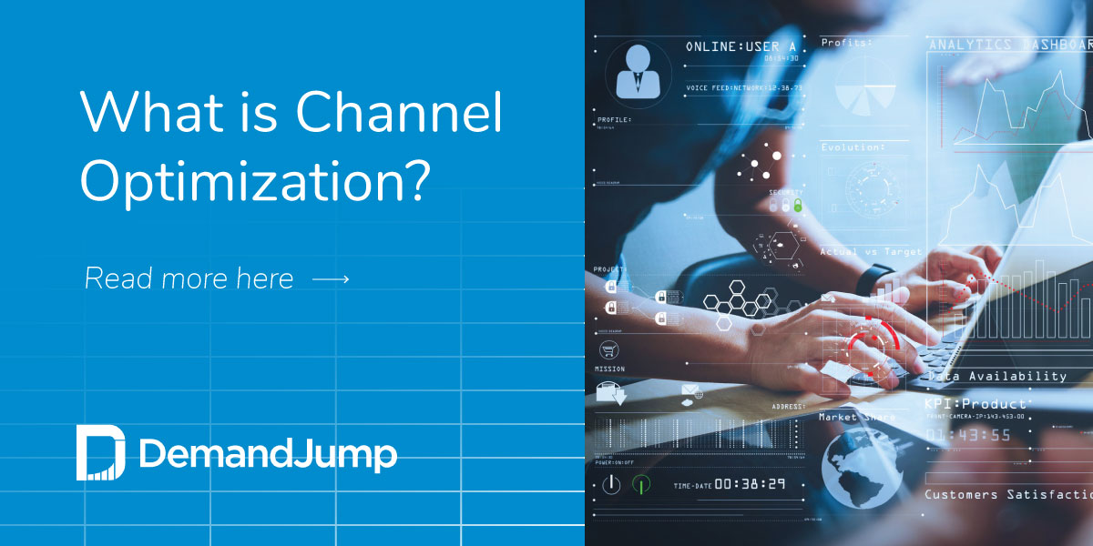 What is channel optimization?