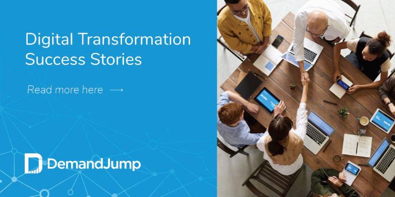 Digital Transformation Success Stories