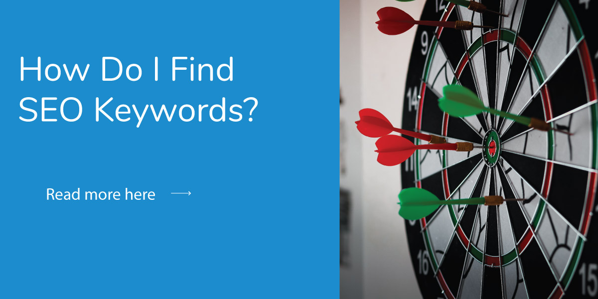 darts on a dartboard are similar to picking SEO keywords