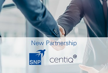 Centiq and SNP announce strategic partnership