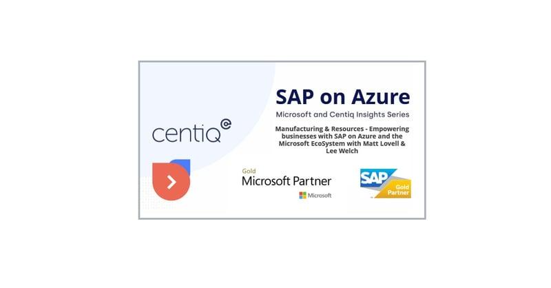 SAP on Azure