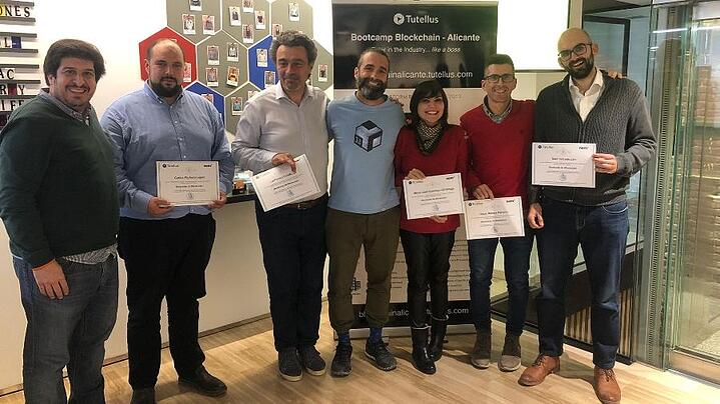 Alicante vuelve a ser un referente en Blockchain