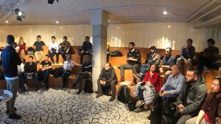 Meetup de Blockchain BCN 5 febrero: todo ha cambiado