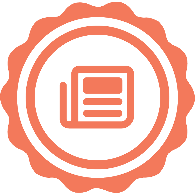 HubSpot Content Marketing Badge