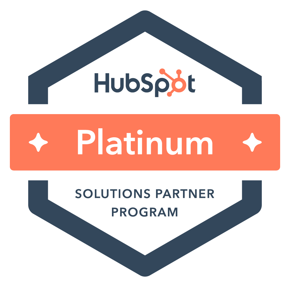 HubSpot Platinum Solutions Partner Program