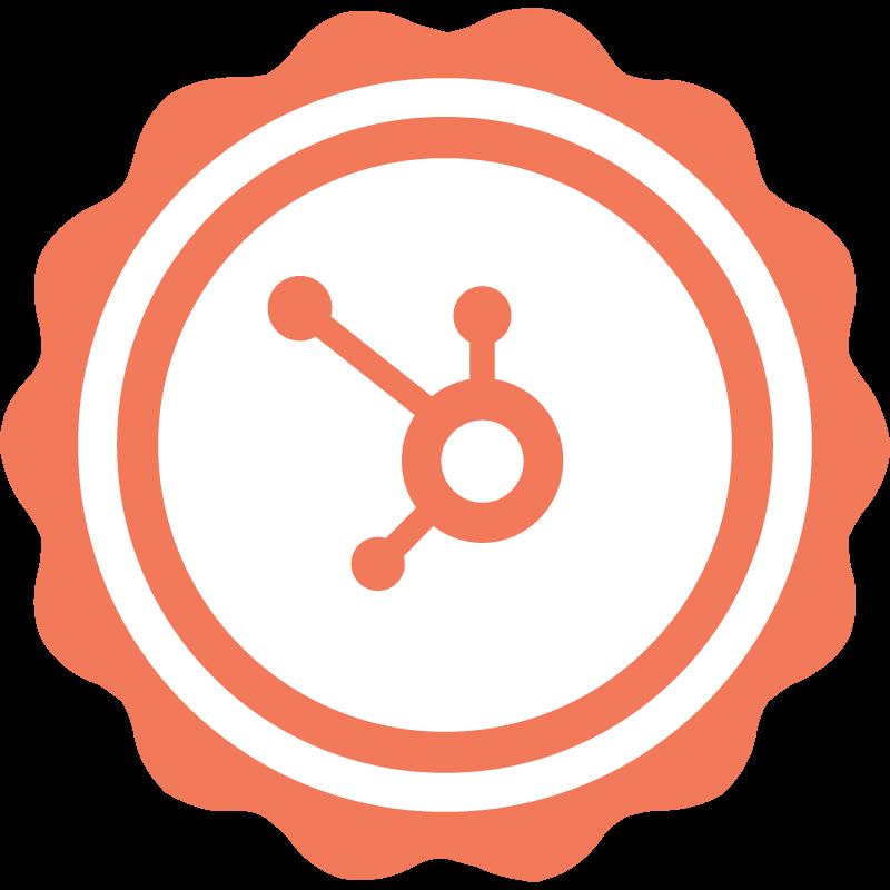 HubSpot Sales Software Badge