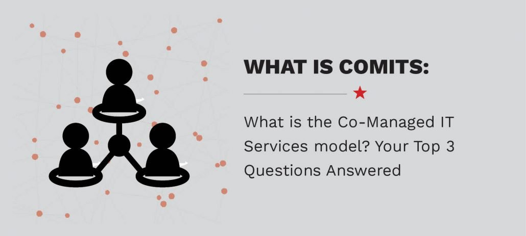 What is the Co-Managed IT Services model? Your Top 3 Questions Answered
