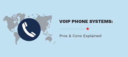 The VoIP Phone Option: Pros & Cons Explained
