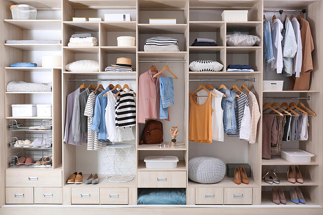 5 Ways to Create an Organized System in your Home this Summer