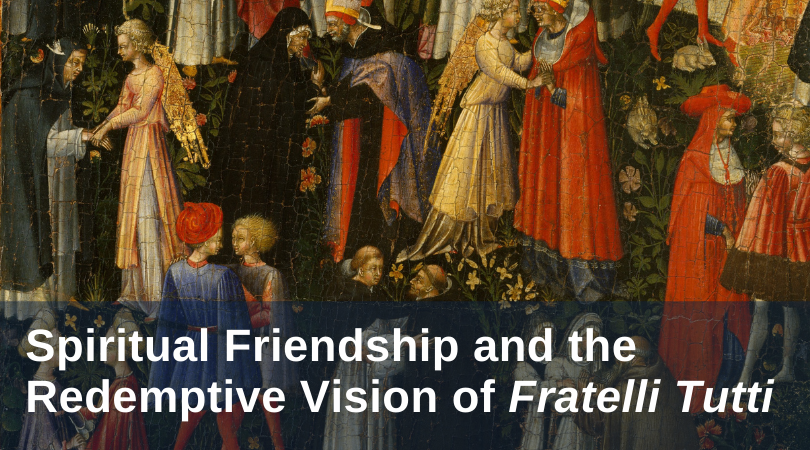 Floyd Spiritual Friendship title