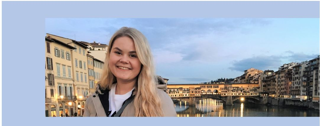 Abby Keefe Joins Falls as Assistant Account Executive