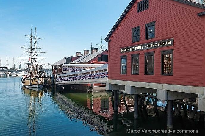 Outdoor Attractions for a School Trip to Boston, Massachusetts