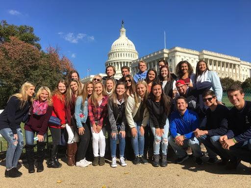 The Ultimate Washington DC School Trip