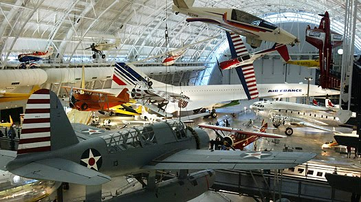 Class Trip to The Smithsonian National Air and Space Museum