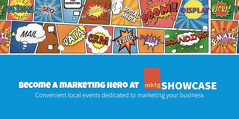 marketingSHOWCASE 2019