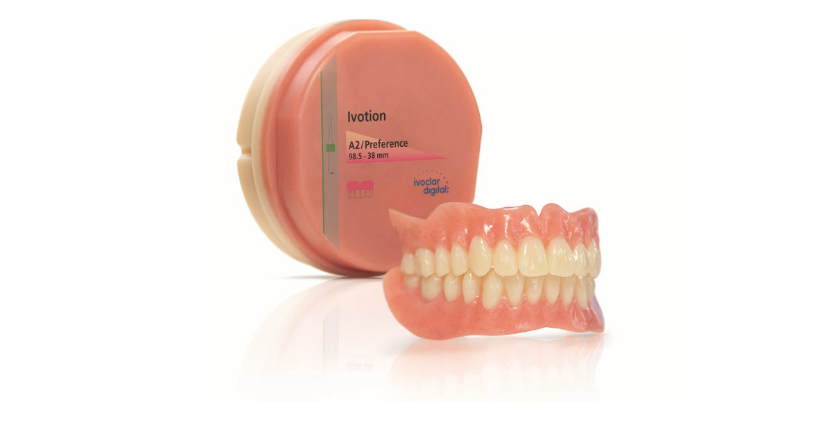 Efficient Ivotion Denture