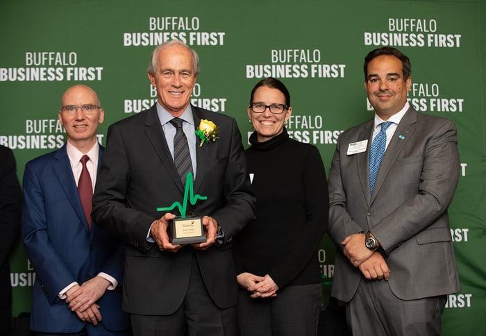 Ivoclar Vivadent CEO Robert Ganley Receives Excellence in Health Care Award
