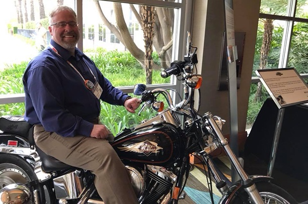How You Can Win a Classic Harley Davidson Motorcycle By Supporting Dental Lab Technology