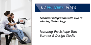 Seamless integration with award winning Technology