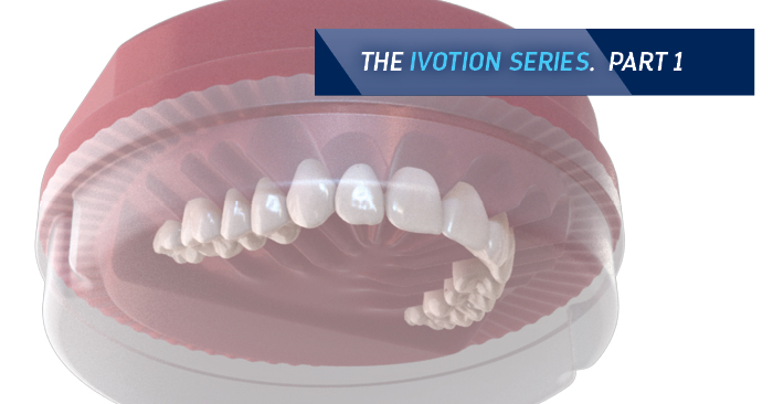 One Disc, One Milling Process, One Denture - Ivotion Monolithic Digital Denture Solution