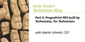 Part 3: PrograPrint PR5 - Built by Technicians, for Technicians