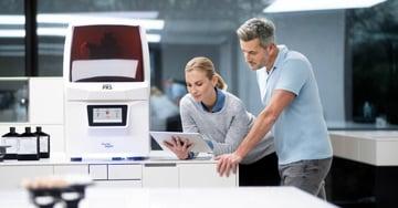 Ein Blick hinter die Kulissen des 3D-Drucks: Der PrograPrint-Betatest im Dentallabor
