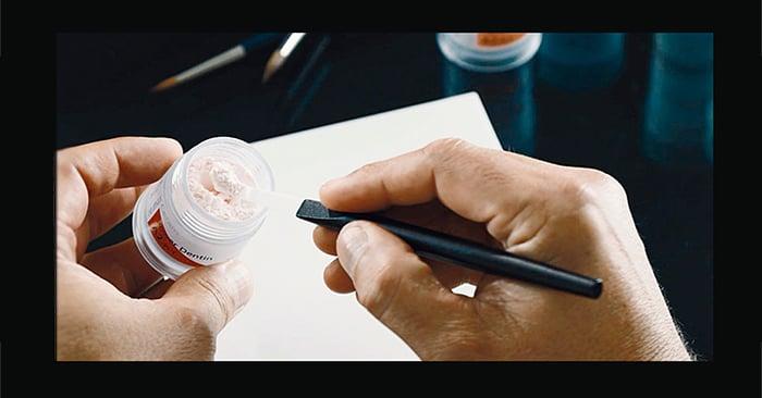 Caso Clínico - Substituição das lentes de contato de segundo pré-molar esquerdo a primeiro molar direito - TPD. Joseane Castro
