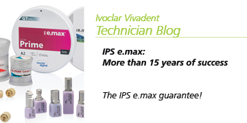 IPS e.max: More than 15 years of success