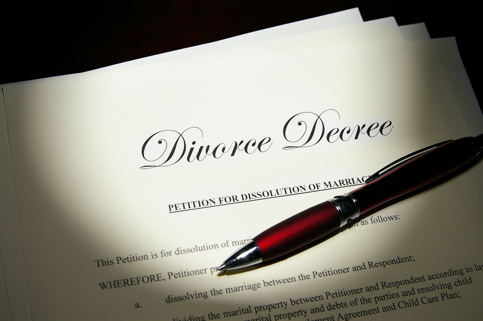 How To Find A Divorce Decree