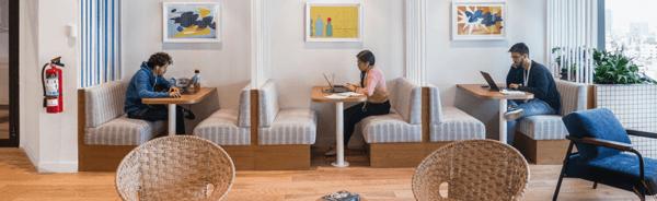 ¿Qué es Campus Connect? Espacios para estudiar y trabajar a tu ritmo