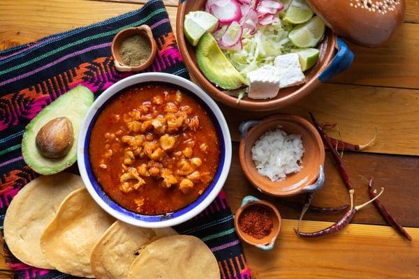 4 datos que no sabías de la gastronomía mexicana en fiestas patrias