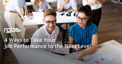 4 Ways to Take Your Job Performance to the Next Level