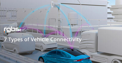 7 Types of Vehicle Connectivity