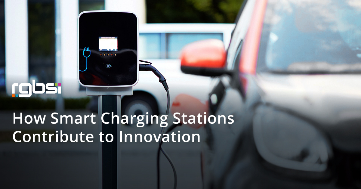 How Smart Charging Stations Contribute to Innovation