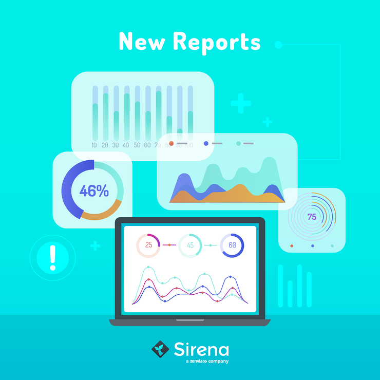 Presenting the New Sirena Reports: More Efficient and Adapted to the Conversational Era