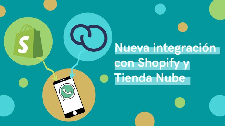 Sirena lanza su integración con Shopify y Tienda Nube
