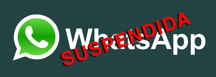 ▷¿Cómo recuperar mi cuenta de WHATSAPP suspendida? ◁