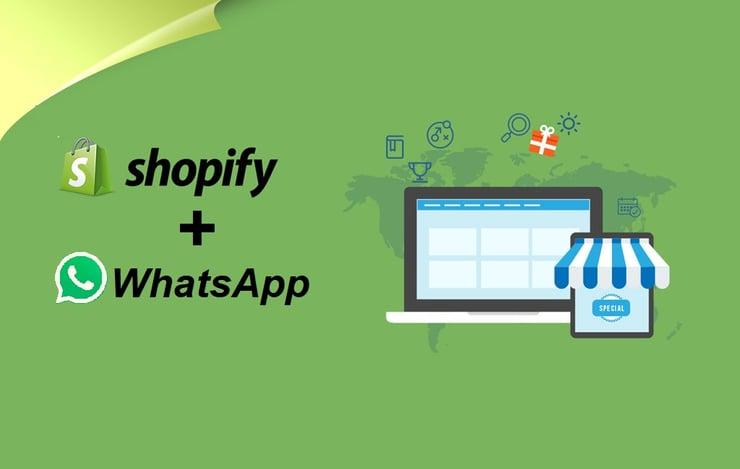 ¿Cómo conectar Shopify con WhatsApp?