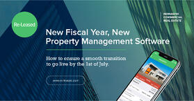 Smoothly move to new property management software