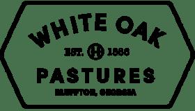 White Oak Pastures logo