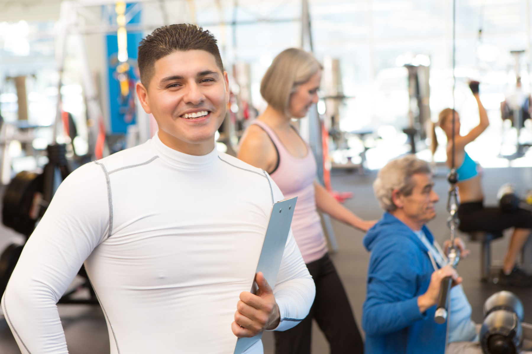 Who Should Sell Personal Training at Your Fitness Center?