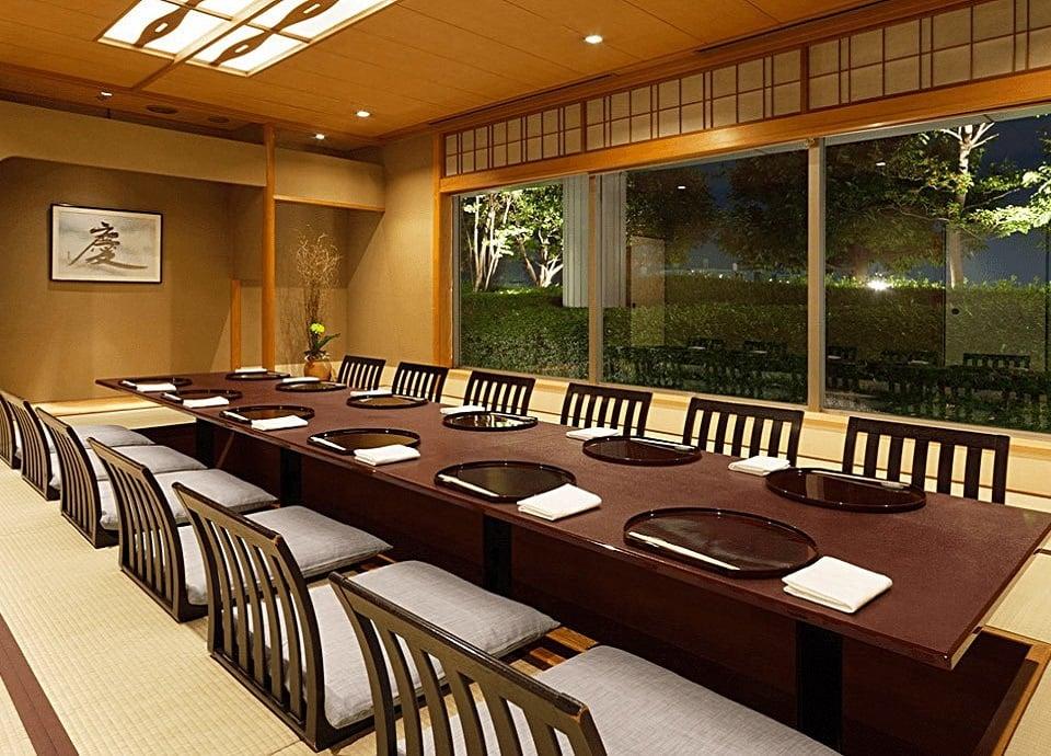日本料理 鯉城 個室プラン