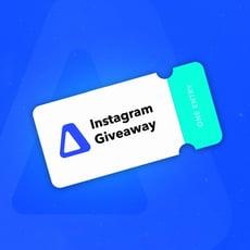 Instagram Giveaway Graphic