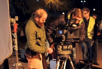 film crew movies tv show