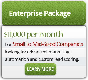 inbound marketing services enterprise package