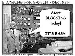 blogging for business easy