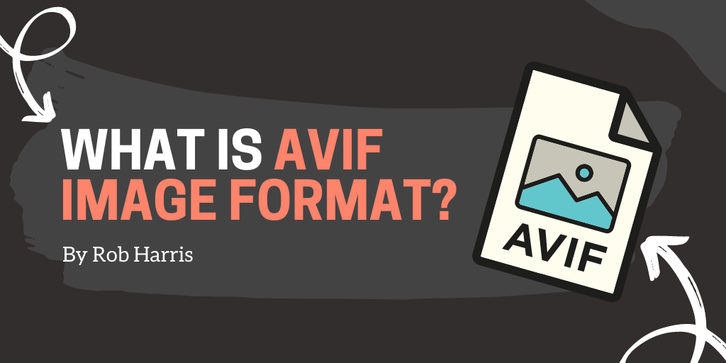 what is avif image format