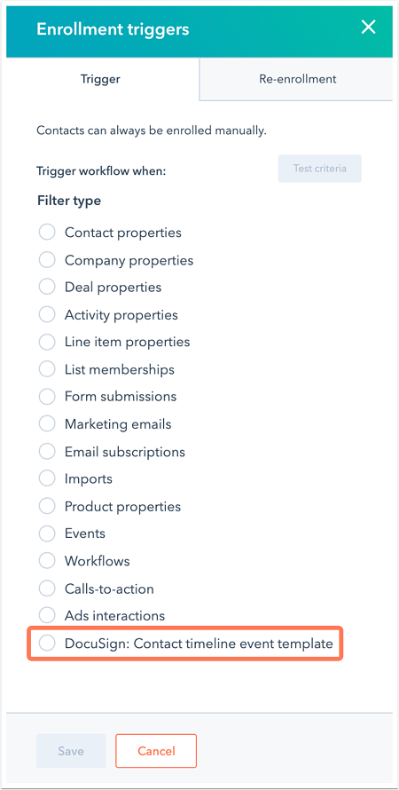 docusign-workflow-enrollment