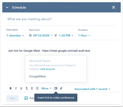 insert-google-meet-link